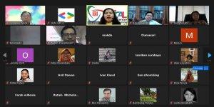 Seminar online  Tim Kerja, Perilaku Kerja Menyimpang dan Desain Intervensinya 9 juli  2020